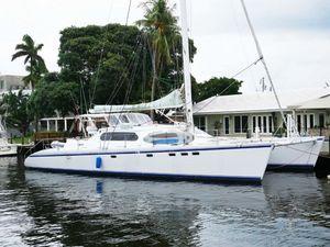 Used Custom Alex Simonis Catamaran Multi-Hull Sailboat For Sale