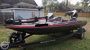 Used Ranger Boats Z175 Bass Boat For Sale