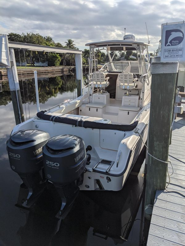 Used Grady White 282 Sailfish Express Cruiser Boat For Sale