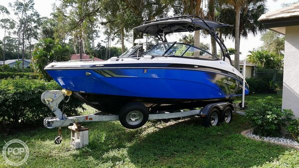 Used Yamaha 242x E-series Jet Boat For Sale