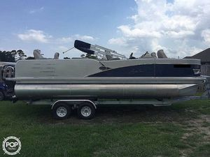 Used Avalon 2385 QF Pontoon Boat For Sale