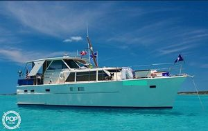 Used Hatteras 44 Tri-Cabin MY Aft Cabin Boat For Sale
