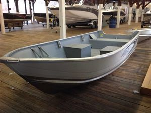 New Smoker Craft 15 ALASKAN TL DLX SS Ski and Fish Boat For Sale