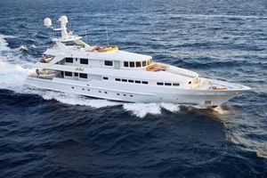 Used Heesen Yachts Mega Yacht For Sale