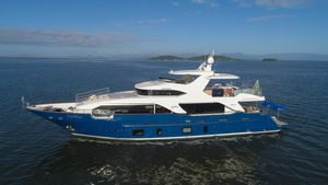 Used Benetti Delfino Mega Yacht For Sale