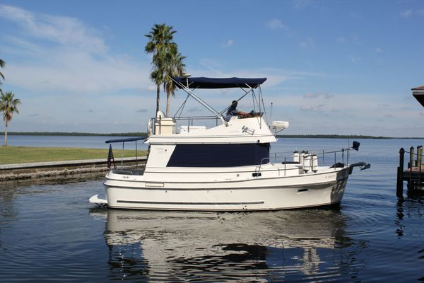 Used Camano Trawler Boat For Sale