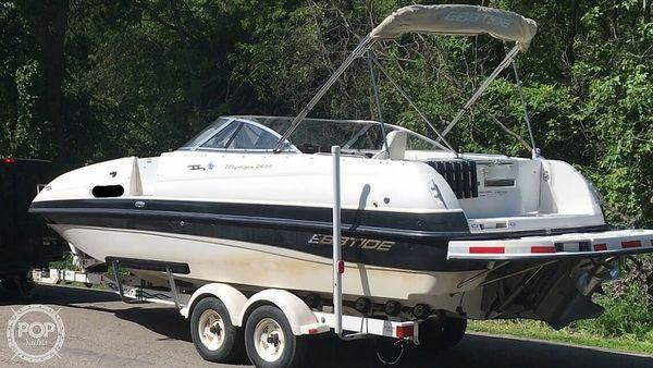 Used Ebbtide Mystique 2400 Fun Cruiser DC Deck Boat For Sale