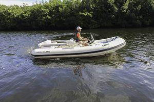 Used Williams Jet Tenders 445 DieselJet Tender Boat For Sale