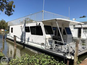 Used Myacht 4815 House Boat For Sale