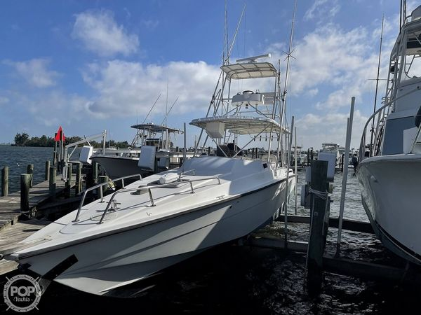 Used Tempest 44 Sports Fishing Boat For Sale