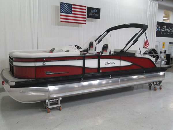 New Barletta Corsa 23UC Pontoon Boat For Sale