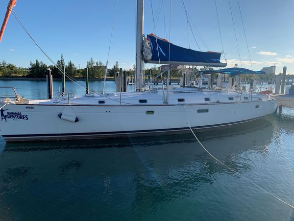 Used Beneteau 50 Racer and Cruiser Sailboat For Sale