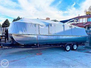 Used Landau A'Lure 224 Pontoon Boat For Sale