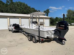 Used Sportsman Tournament 234 Bay Center Console Fishing Boat For Sale