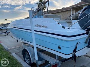 Used Hurricane CC 19 Center Console Fishing Boat For Sale