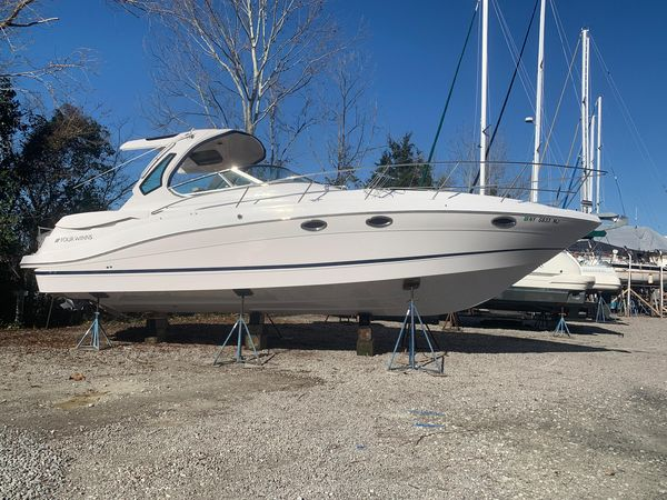 Used Four Winns Vista 375 Power Cruiser Boat For Sale