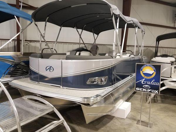 New Avalon LSZ 2485 EL Pontoon Boat For Sale
