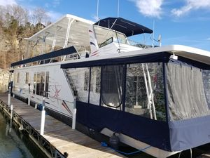Used Lakeview 16 X 76 Houseboat House Boat For Sale