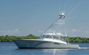 Used Jim Smith Walkaround Express Saltwater Fishing Boat For Sale