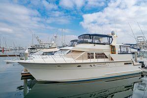 Used Californian 57 Cockpit Motoryacht Motor Yacht For Sale