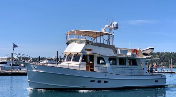 Used Grand Banks 52 Europa Trawler Boat For Sale