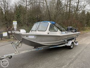Used Wooldridge Xtra Plus Aluminum Fishing Boat For Sale