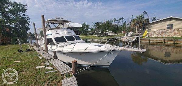 Used Ocean Yachts 42 Sunliner Aft Cabin Boat For Sale