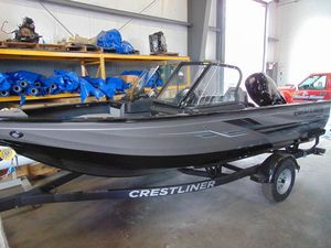 New Crestliner 1750 Super Hawk Freshwater Fishing Boat For Sale
