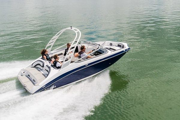 New Yamaha Boats 195 Jet Boat For Sale