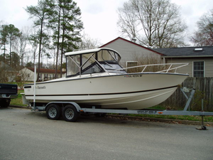 Used Albemarle Express Sports Fishing Boat For Sale