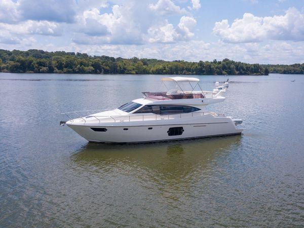 Used Ferretti Yachts 530 Motor Yacht For Sale