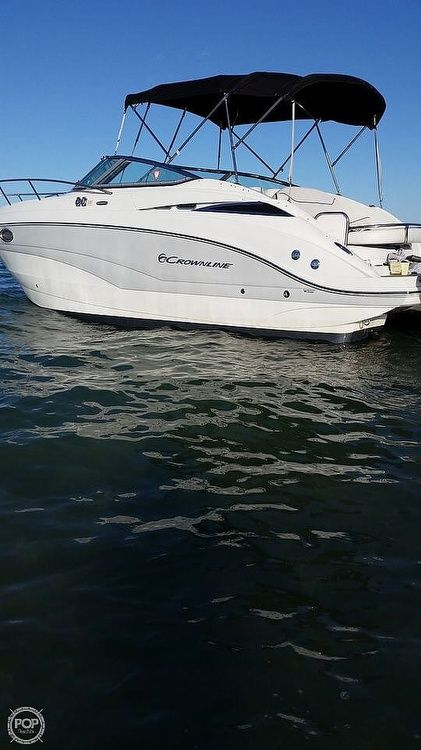 Used Crownline 264cr Express Cruiser Boat For Sale