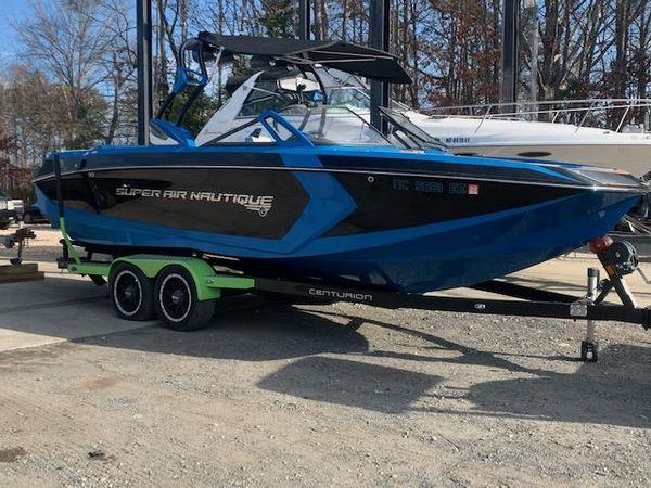 Used Nautique Super Air Nautique G25 High Performance Boat For Sale