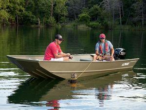 New Lowe L1648M Aura Jon Boat For Sale