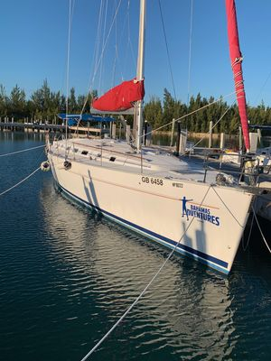 Used Beneteau Cyclades 50 Racer and Cruiser Sailboat For Sale