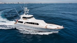 Used Feadship Yacht Fisherman Motor Yacht For Sale