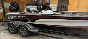Used Tracker Nitro Z9 Bass Boat For Sale