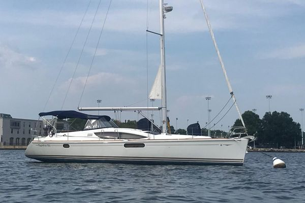 Used Jeanneau 45DS Racer and Cruiser Sailboat For Sale