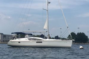 Used Jeanneau 45DS Deck Saloon Sailboat For Sale