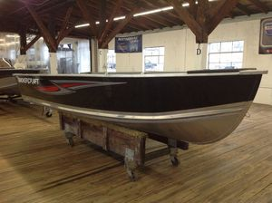 New Smoker Craft 14 Big Fish Tl Dlx Ski and Fish Boat For Sale