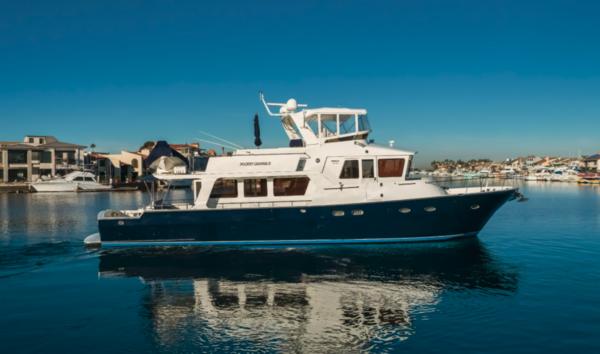New Jefferson 64 Pilothouse Boat For Sale