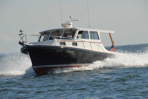 Used Mathews Brothers Robbins 40 Downeast Fishing Boat For Sale