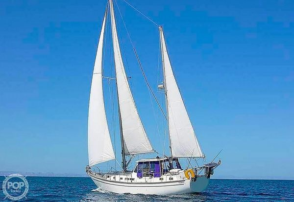 Used Whitby Boat Works Whitby 42 Ketch Sailboat For Sale