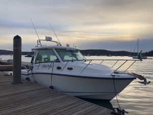 Used Boston Whaler 315 Conquest Pilothouse Boat For Sale