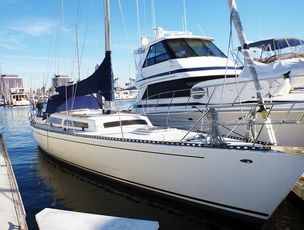 Used Santa Cruz 50 Racer and Cruiser Sailboat For Sale