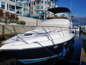 Used Fairline Phantom 42 Flybridge Boat For Sale