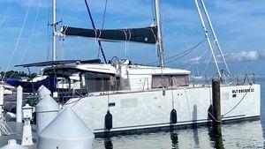 Used Lagoon 45 F Catamaran Sailboat For Sale