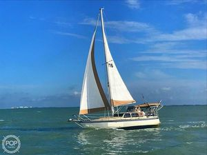 Used Capital Yachts Gulf 29 Pilot Sloop Sailboat For Sale
