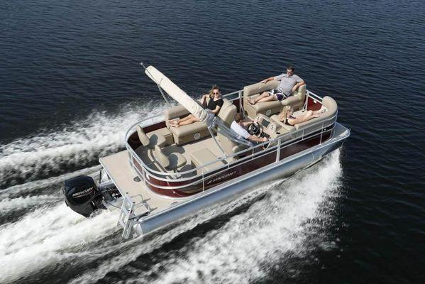 New Starcraft LX 20 F Pontoon Boat For Sale