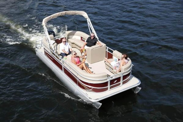 New Starcraft LX 18 R Pontoon Boat For Sale